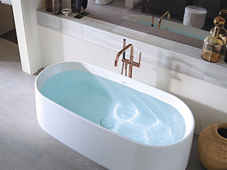 Slip Into The Seduction Of The Ceric Freestanding Bath
